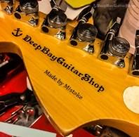 Ibland modifierar/bygger vi ihop gitarrer och basar efter kunders önskemål.