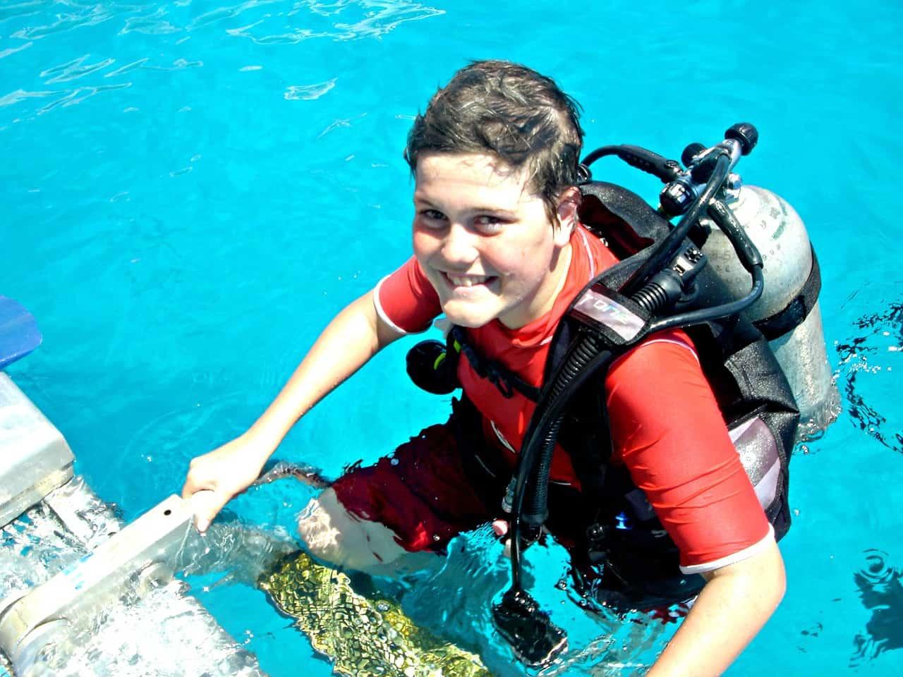 Scuba Diving Gear For Kids