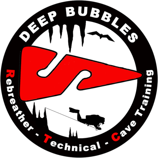 Deep Bubbles - Cave – Technical – Rebreather – Training