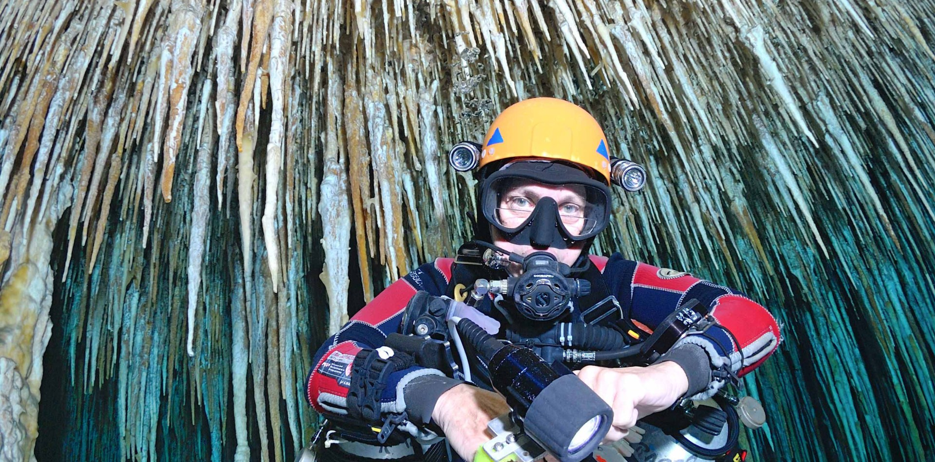 DeepBubbles - Cave - Technical - Rebreather Training