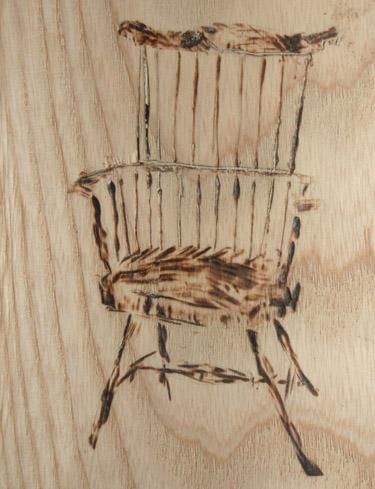 Wood-Burning Crafts
