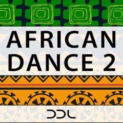 African Dance 2 <br><br>&#8211; 10 Themes (Wav+MIDI), 182 MB, 24 Bit Wavs.