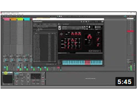 kontakt,deep house,native,instruments,native instruments