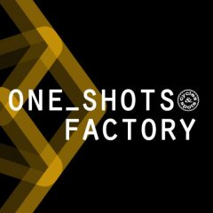 One Shots Factory <br><br>– 350 One-Shots (50 Kicks,  50 Snares, 50 Claps, 50 Hihats, 100 Percs, 50 Sounds), 200 MB, 24 Bit Wavs.