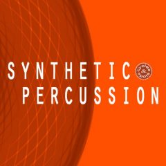 Synthetic Percussion <br><br>– 310 Loops (Synth/Percussion Blend), 390 MB, 24 Bit Wavs.