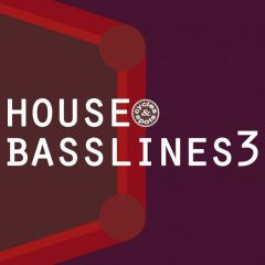 House Basslines 3 <br><br>&#8211; 150 Bassline Loops, 298 MB, 24 Bit Wavs.