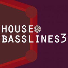 House Basslines 3 <br><br>– 150 Bassline Loops, 298 MB, 24 Bit Wavs.