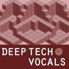 Deep Tech Vocals <br><br>– 150 Vocal Phrases (Different Characteristics & FX), 140 MB, 24 Bit Wavs.