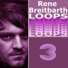 Rene Breitbarth Loops Vol.3 <br><br>&#8211; 314 loops (Between 1-16 bars), 126 Beat Loops, 20 Bass Loops, 27 Rhythm Loops, 35 Synth Loops, 59 Music Loops, 47 Chord Loops, 558 MB, 120 BPM, 24-bit Wavs.