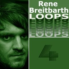 Rene Breitbarth Loops Vol.4 <br><br>– 280 Loops, 52 Beat Loops, 36 Bass Loops, 54 Rhythm Loops, 43 Synth Loops, 54 Music Loops, 41 Chord Loops, 558 MB, 16 Bit Wavs.