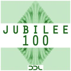 Jubilee 100 <br><br>– 10 Ableton Live Suite Instruments, 140 MIDI Chord Files, 29 NI Kontakt Patches (Full Version), 47 NI Massive Presets, 413 One Shots (Kick, Sub-Kick, Percussion), 269  Percussion/FX Wav Loops, 163 Vocal Loops, 971 MB, 24 Bit Wavs.