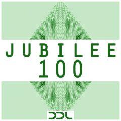 Jubilee 100 <br><br>– 10 Ableton Live Suite Instruments, 140 MIDI Chord Files, 29 NI Kontakt Patches (Full Version), 47 NI Massive Presets, 413 One Shots (Kick, Sub-Kick, Percussion), 269  Percussion/FX Wav Loops, 163 Vocal Loops, 971 MB, 24 Bit Wavs.