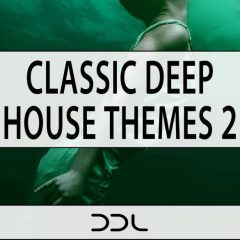 Classic Deep House Themes 2 <br><br>&#8211; 5 Construction Kits , 43 One Shots, Key-Labeled, 234 MB, 24 Bit Wavs.