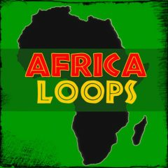 Africa Loops <br><br>&#8211; 300 Loops (20 Bass Guitar, 12 Bass Perc, 37 Drum, 16 Groove,70 Melody/Perc, 64 Percussion, 38 Plucking, 33 Vocal), 2-8 Bars, 421 MB, 117 BPM, 24 Bit Wavs.