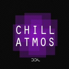 Chill Atmos <br><br>&#8211; 15 Construction Kits (153 Wav Loops &#038; MIDI Files), Pads, Melodies, Bass, FX, 650 MB, 24 Bit Wavs.