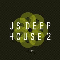 US Deep House 2 <br><br>– 10 Construction Kits (99 Wav Loops: Beats,Chords,Percussion,Melodies), 231 MB, 24 Bit Wavs.