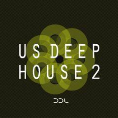 US Deep House 2 <br><br>– 10 Construction Kits (99 Wav Loops: Beats,Chords,Percussion,Melodies), 231 MB, 24 Bit Wavs.