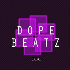 Dope Beatz <br><br>– 310 Loops (25 Full Beats (+Bass,Synths, FX etc.), 25 Beats (Kick+Snare+Hihat), 25 Synth/Keys/Bleeps/FX Loops, 14 Bass Loops, 30 Hihat Loops, 25 Kick Loops, 10 Perc Loops, 26 Snare Loops), 738 MB, 24 Bit Wavs.