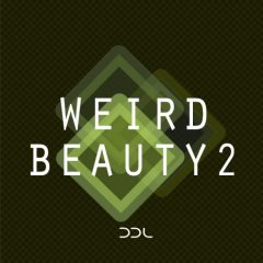Weird Beauty 2 <br><br>&#8211; 270 Wav Loops (82  Atmos, 103 Rhythms, 82  Sequences), 530 MB, 24 Bit Wavs.