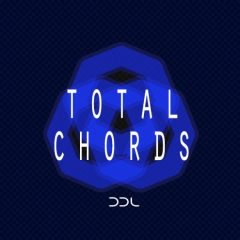 Total Chords <br><br>– 280 Chord Loops (Major+Minor, Wav+MIDI), 224 MB, 24 Bit Wavs.