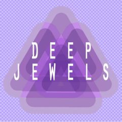 Deep Jewels <br><br>&#8211; 10 Construction Kits (115 Wav Loops &#038; MIDI Files), 250 MB, 24 Bit Wavs.
