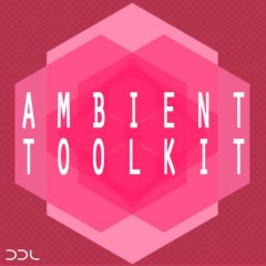 Ambient Toolkit <br><br>– 200 Loops (50 Radio Communications, 50 Drones, 50 Basses, 50 Rhythms), 1,06 GB, 24 Bit Wavs.