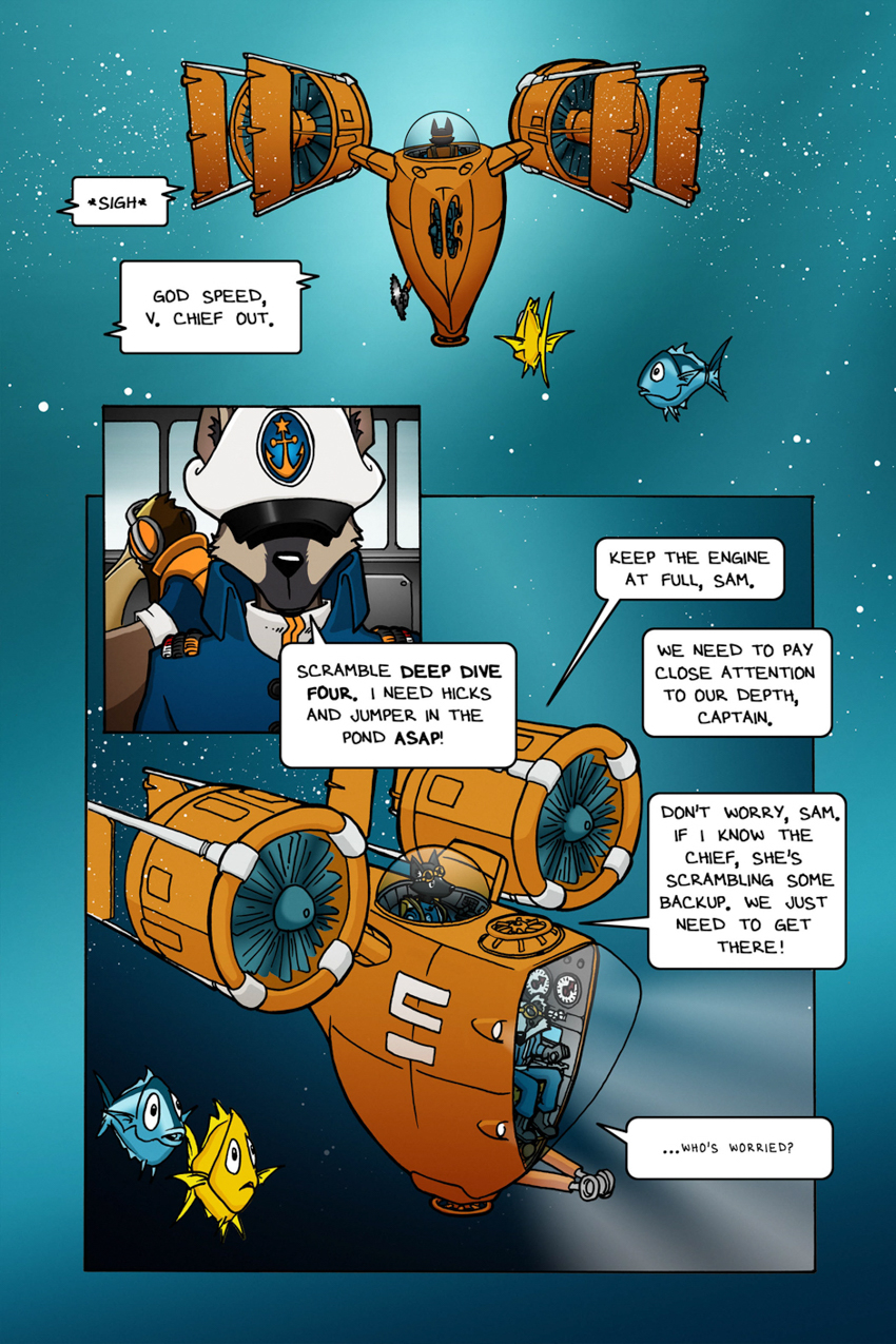 Hold Fast Leviathan – Page 5