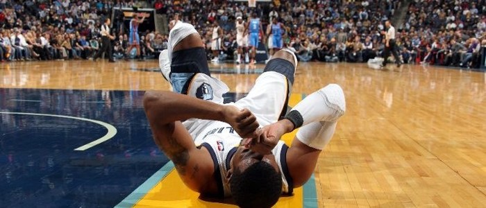 Conley Injury