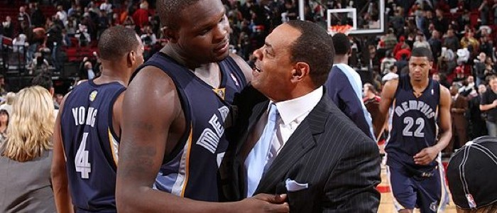 Grizzlies: Randolph and Hollins