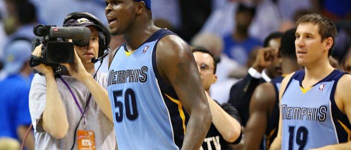 Memphis Grizzlies: Zach and Beno
