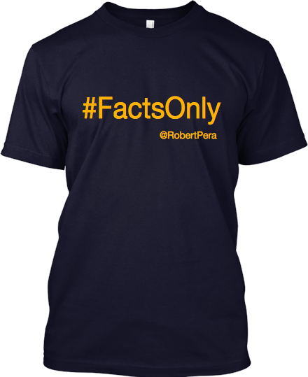 Memphis Grizzlies: #FactsOnly Shirt (Front)