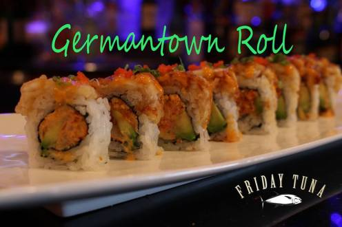 Friday Tuna: Germantown Roll