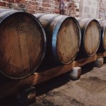 High Cotton Brewery: Barrels