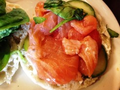 Cafe Eclectic: Salmon