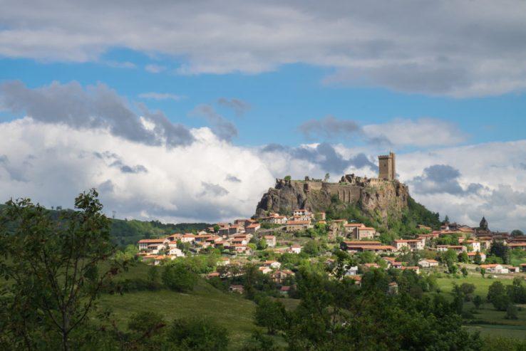 Le Puy en Velay - Polignac 1a