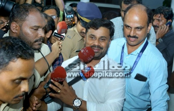 Hearing of Dileep's bail plea postponed : deepikaglobal ...
