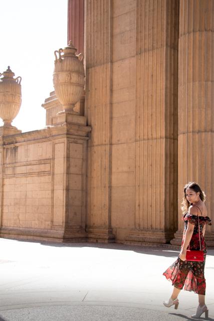 SF: Palace of Fine Arts