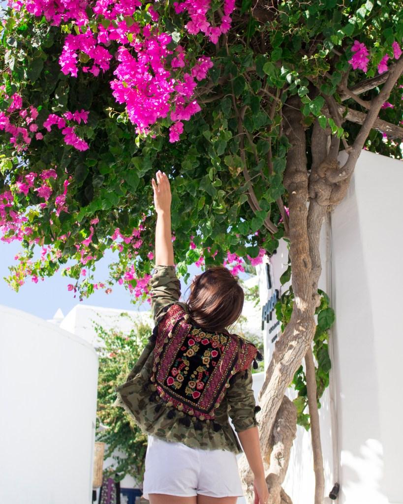 Deep in the Heart of - Kristina Haag - Mykonos Style