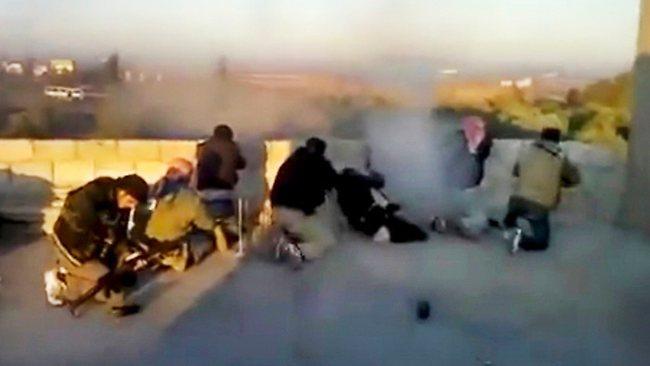 Syrische rebellen [jpg]
