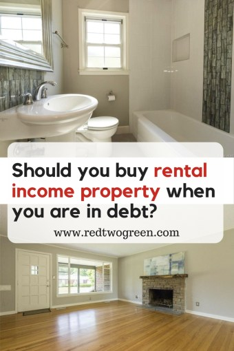 rental income property when you have student loan debt