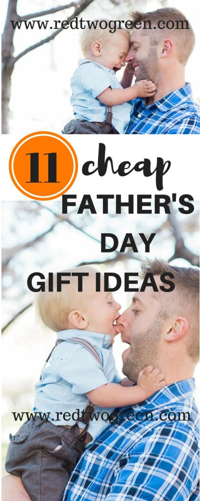 cheap father's day gift ideas