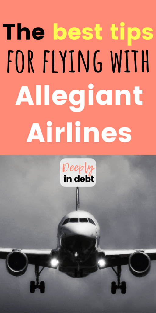 allegiant airlines review