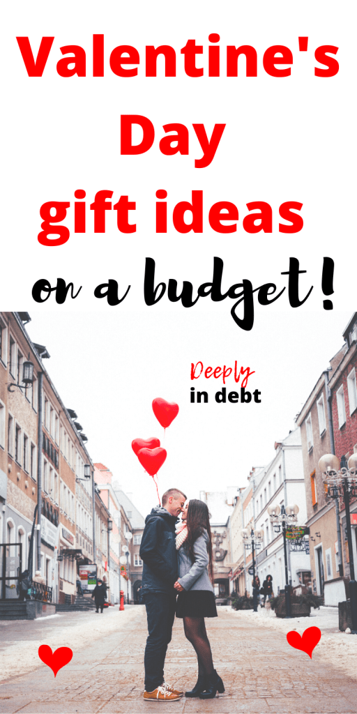 valentine's day gift ideas on a budget