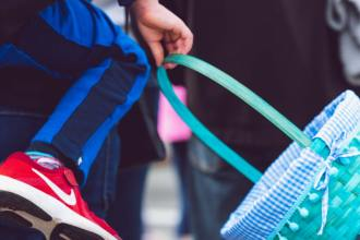 cheap Easter basket ideas for boys