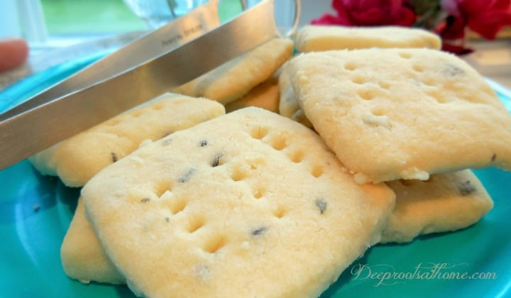 Basic Shortbread Recipe & 6 Tea-Time Variations, shortbread cookies, heart shaped, Queen Elizabeth, delectable delights, Lady Grey, Orange Ginger Shortbreads, Pumpkin, Shortbreads, cookies, Lemon Thyme Butter Cookies, cardamom pistachio, tea cookies, Orange Spice Shortbread Dipped in chocolate, refrigerated overnight, round cake pan, springform pan, round cookie sheet, Martha Stewart, circular molds, intricate designs, Yule bannock, Finger shapes, wedges, 'petticoat tails', bell-shaped crinolines, Mary, Queen of Scots, Scottish cookbook, yeast, butter, flour, sugar, UK, cookie-dough roll, Queen's table, teatime, graduation party, make-ahead, freeze well, fork holes, countryside, tea shop, buttery confections, English pastries, lightly sweet, crispy, Irish cookies, tea cookies, variation of the recipe, dipped in chocolate, lemon shortbreads, lavender cookies,