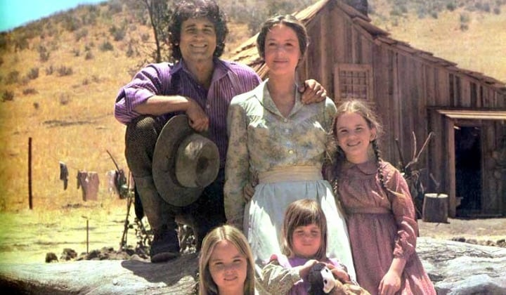 'I Want A Man, Not A Mouse' by Nancy Campbell, Charles and Carolyn Engles, Little house on the Prairie