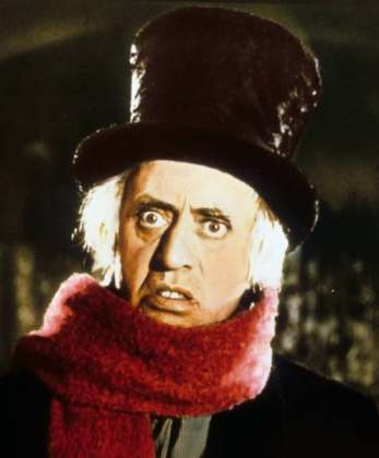 Scrooge, A Christmas Carol, Christmas movie