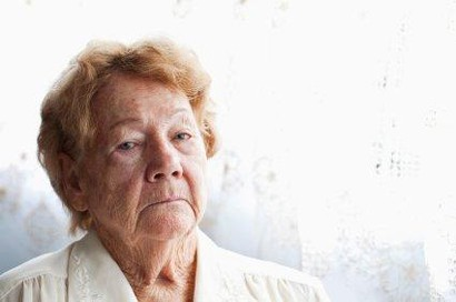 The Secret To Growing Old Gracefully, sad, grumpy woman, frown, sadness, unhappy woman,