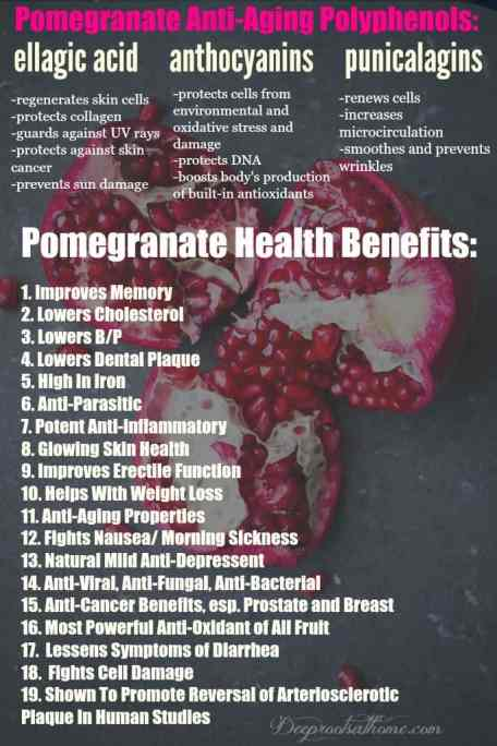Research: Pomegranate Juice Reverses Heart Blockage, inhibit breast cancer, prostate cancer, colon cancer, leukemia, vitro studies, anti-cancer effect, Mayo Clinic, Dr. Mercola, blood vessels, potent antioxidant compounds, platelet aggregation, naturally lower blood pressure, prevent heart attacks, strokes, severe carotid artery blockage, REVERSAL in atherosclerotic plaque, cardiac arrest, health benefits, research, studies, #1 cause of heart disease, super fruit, superfood, berry, juice, big pharma, juicy seeds, astringent, epithelial cells, mucous membrane, astringent, cleaning the mouth, arteries, veins, drinking pomegranate juice, circulatory system, our true hope, Dr. Fuhrman, sweet tart taste, infographic