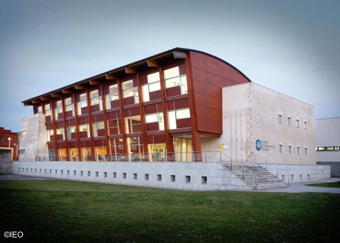 The Centro Oceanográfico de Gijón (IEO)